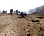 AFGHANISTAN KHOST ATTACK
