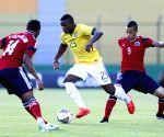 URUGUAY MALDONADO SOCCER U20 BRAZIL VS COLOMBIA
