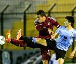 URUGUAY MALDONADO SOCCER U20 URUGUAY VS VENEZUELA