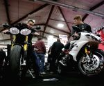 CANADA-ABBOTSFORD-VANCOUVER MOTORCYCLE SHOW