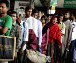 (WORLD SECTION) BANGLADESH DHAKA EID UL FITR
