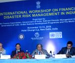 Coherent response needed for disaster risk management: N.K. Singh