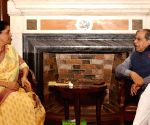 15th Finance Commission Chairman meets Nirmala Sitharaman