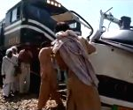 Free Photo: 19 Sikh pilgrims killed in bus-train collision in Pak