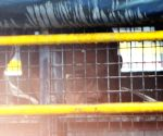 Mumbai bomb blast accused Mustafa Dossa being produced in court