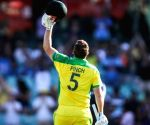 1st ODI: Tons from Finch, Smith help Aus set 375-run target for India