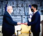 1st UAE ambassador arrives in Israel