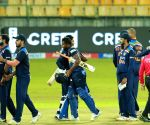2nd T20I: Depleted India go down to Sri Lanka by 4 wickets (Ld)