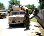 Govt security forces retake district, evict militants in Afghanistan