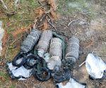 4 IEDs recovered in J&K's Kupwara