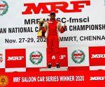 Free Photo: 4W Indian National Championship: Balu wins ITC title