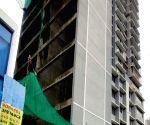 5 killed as service lift crashes in Mumbai high-rise (Ld)