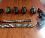 5 Myanmar militants held with arms in Mizoram