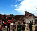 6.4-magnitude quake hits Indonesia