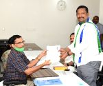 6 YSRCP candidates file nominations for MLC polls in AP.