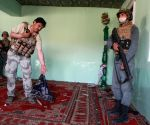 8 family members killed in Afghan mosque shooting