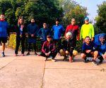Free Photo: 89 runners experience magic of Delhi Half Marathon from Chandigarh