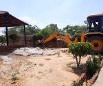 Free Photo:  9 illegal farmhouses in Aravalli region demolished in Gurugram