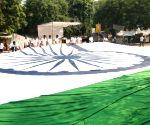 170 meter long Indian flag