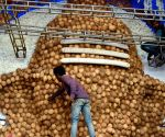 Eco-friendly Coconut Ganesha