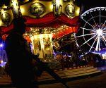 BELGIUM BRUSSELS CHRISTMAS MARKET SECURITY