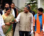 BJP delegation meets CEC