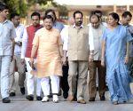 BJP delegation meets Election Commissioner regarding upcoming WBLA polls