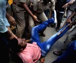 """BJP workers detained during """"Mangaluru Chalo"""" rally"""