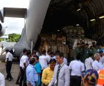 IAF delivers relief for Rohingyas in Bangladesh