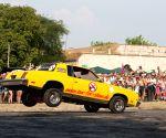 HUNGARY-KOMAROM-U.S. CARS FESTIVAL