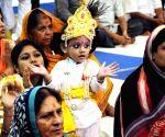 Janmashtami celebrations at Rani Sati Dadi temple