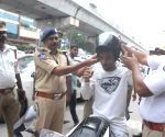 Hyderabad City Traffic Police organises awareness drive on road safety