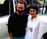 "Trailer launch of film ""Secret Superstar"""