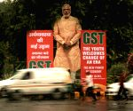 Modi's cut out ahead of GST roll out