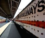 Howrah Rajdhani Express' 50 years celebrate