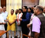 Assam MPs meet PM Modi