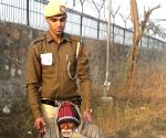 Delhi cops lend helping hands to elderly voters, earn kudos