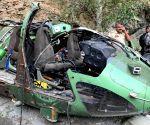 Dhruv helicopter makes 'forced landing' in J&K