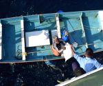 ICG rescues 13 crew members of stranded fishing vessel