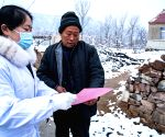 CHINA VILLAGES NEW VIRUS SMART FIGHT