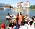 Durga immersions
