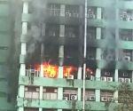Fire at CGO complex