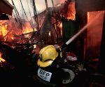 PHILIPPINES MANILA SLUM FIRE