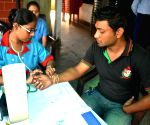 Medical check-up camp for journalists