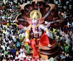 Ganesh immersions