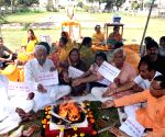 Havan' performed to pray for COVID-19 victims