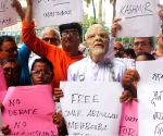 People protest against Govt's decision to scrap Article 370