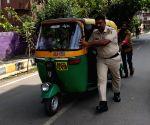 Twitterati hail Bengaluru cop as 'Singham'