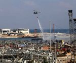 3 senior Beirut port officials arrested