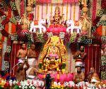 Varalakshmi Vratam celebrated at the Goddess Padmavathi Devi